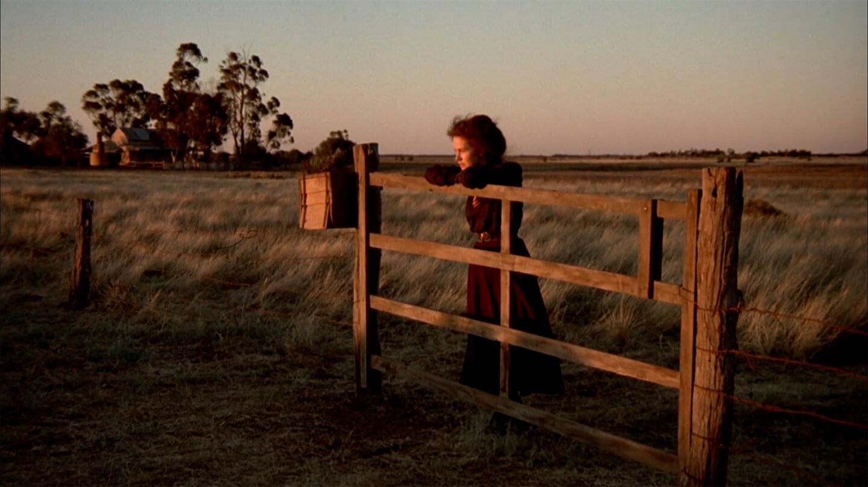 Dirigido por Gillian Armstrong, My Brilliant Career é um filme de 1979 baseado no livro homônimo de Miles Franklin.