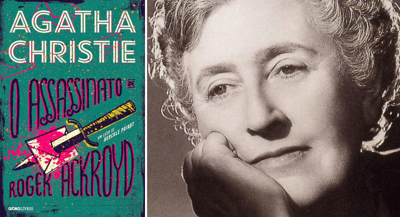 O Assassinato de Roger Ackroyd - Agatha Christie