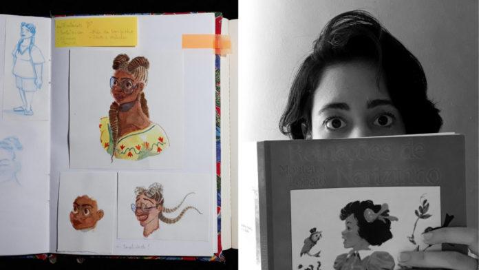 mulheres nos quadrinhos beatriz de miranda