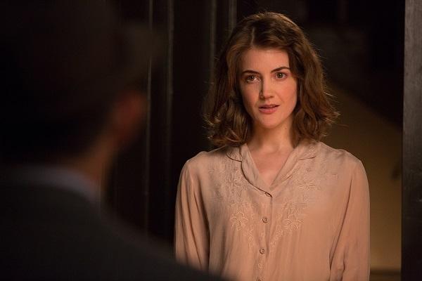 """Antonia (Christanne de Brujn) no filme """"Antonia - Uma Sinfonia""""."""