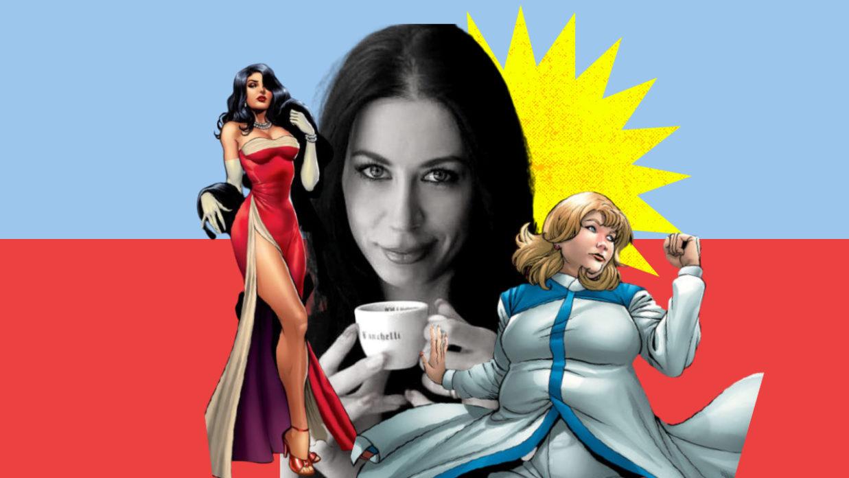 Mulheres nos Quadrinhos: Maria Laura Sanapo