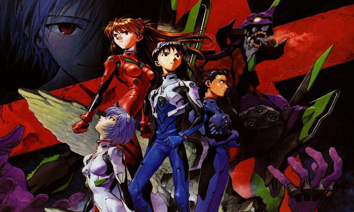 Neon Genesis Evangelion - anime - Netflix