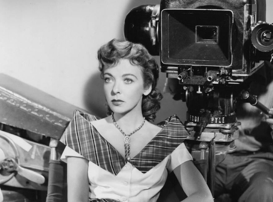 A cineasta Ida Lupino