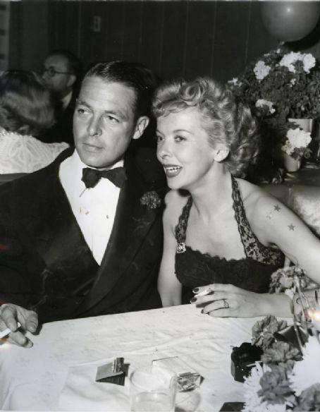 Ida Lupino e o marido, Collier Young, com quem fundou a produtora The Filmmakers