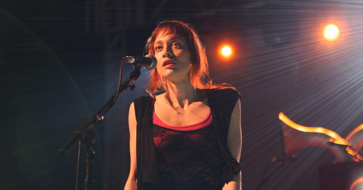 A cantora Fiona Apple