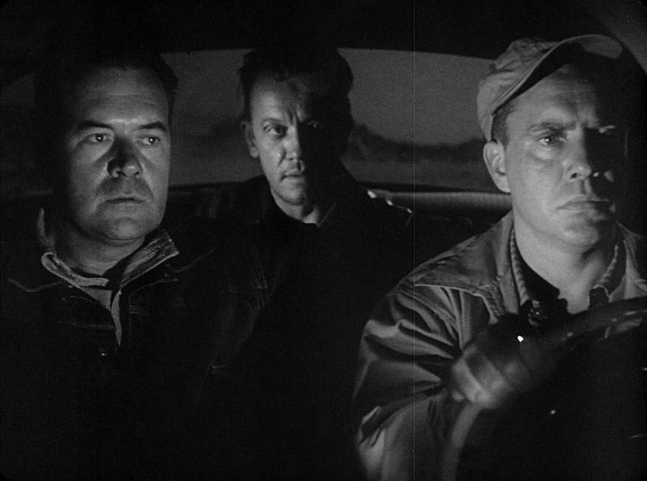 "Cena de ""The Hitch-Hiker"" (1953)"