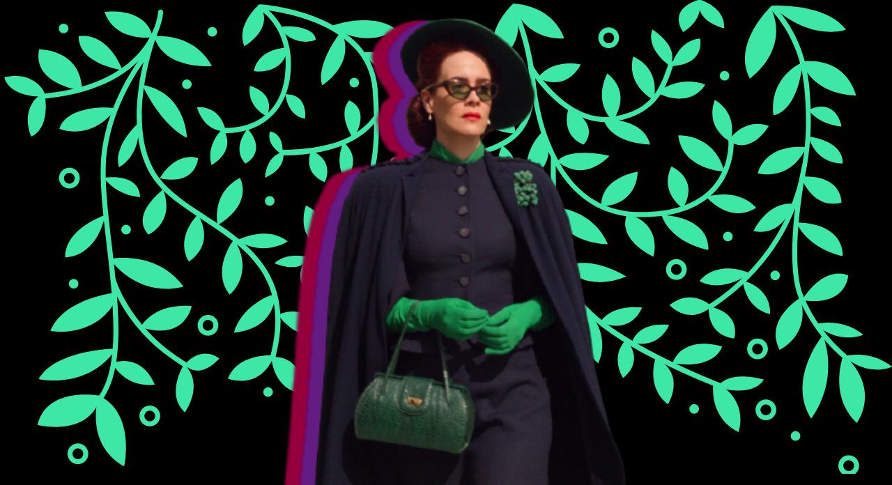 Ratched: uma protagonista intensa, uma série colorida, um tema obscuro