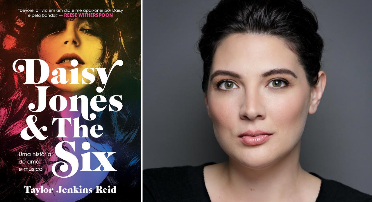 Daisy Jones and The Six - Taylor Jenkins Reid
