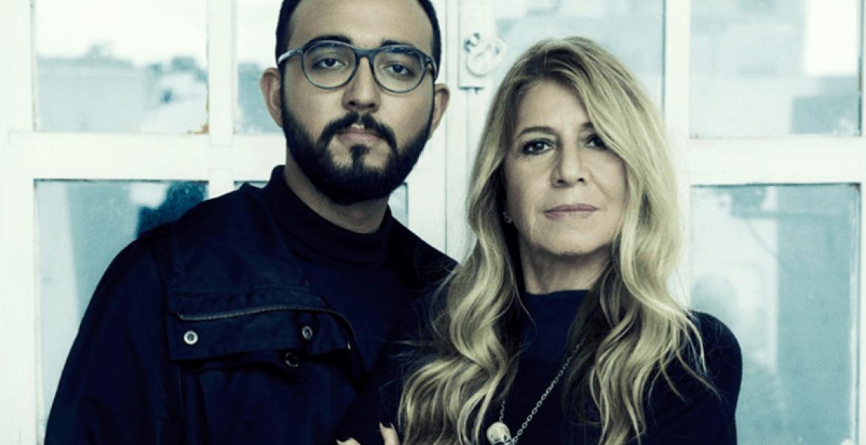 """Ilana Casoy e Raphael Montes, autores de """"Bom dia, Verônica""""."""
