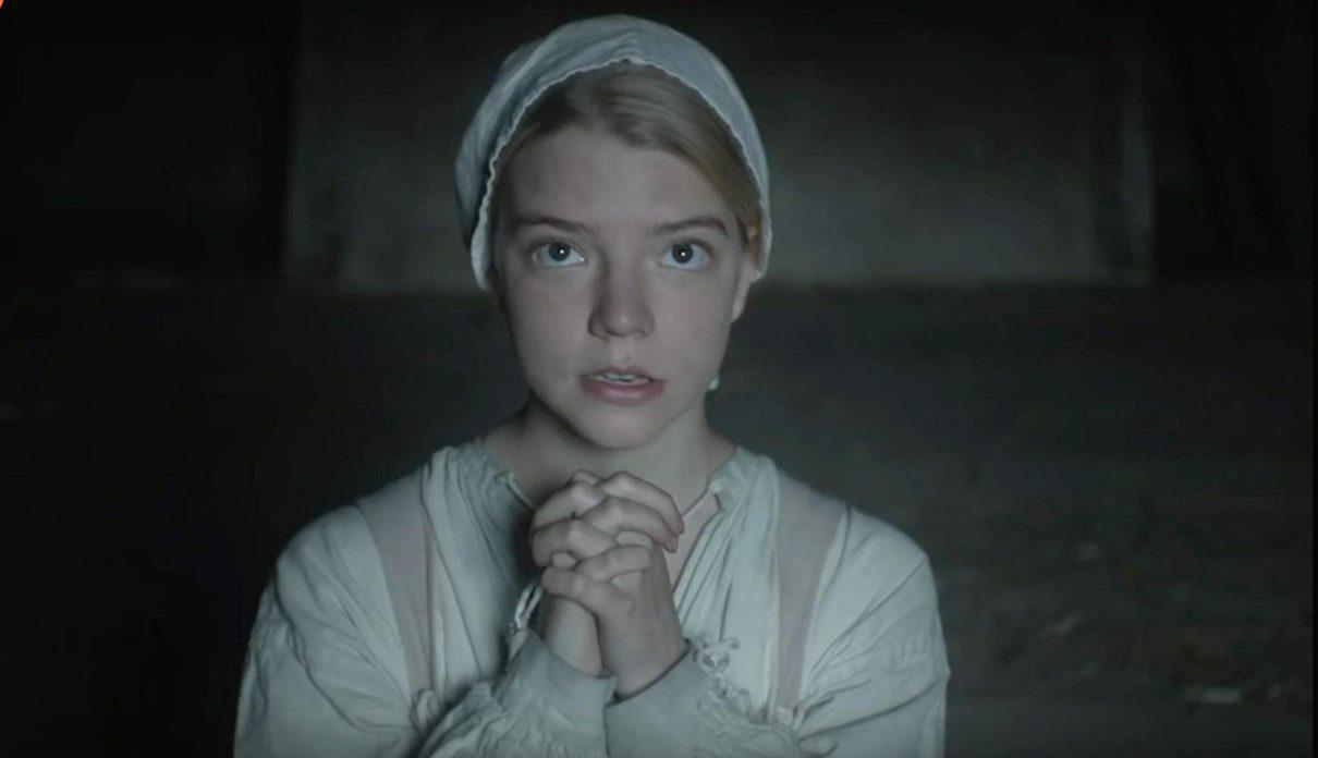 Cena do filme A Bruxa (2016).