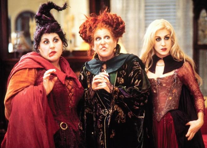 Cena do filme Abracadabra (1993).
