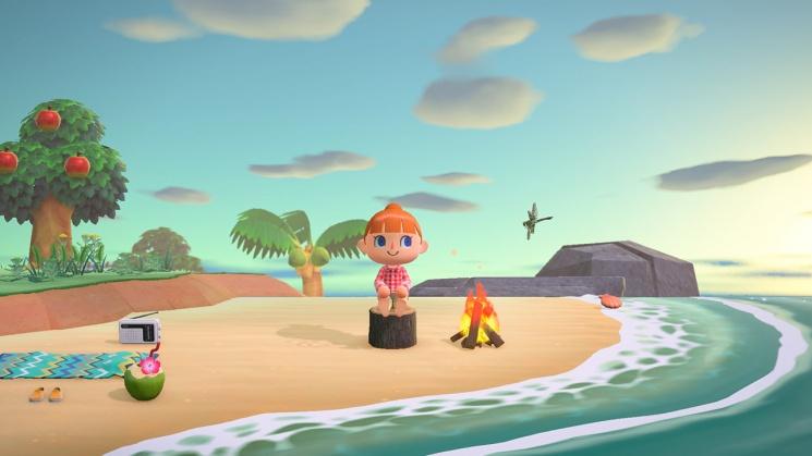 Animal Crossing: New Horizons - melhores jogos de 2020