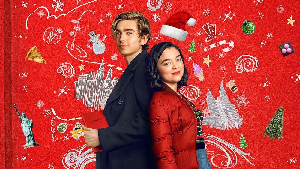 Dash e Lily: uma comédia romântica natalina para se apaixonar