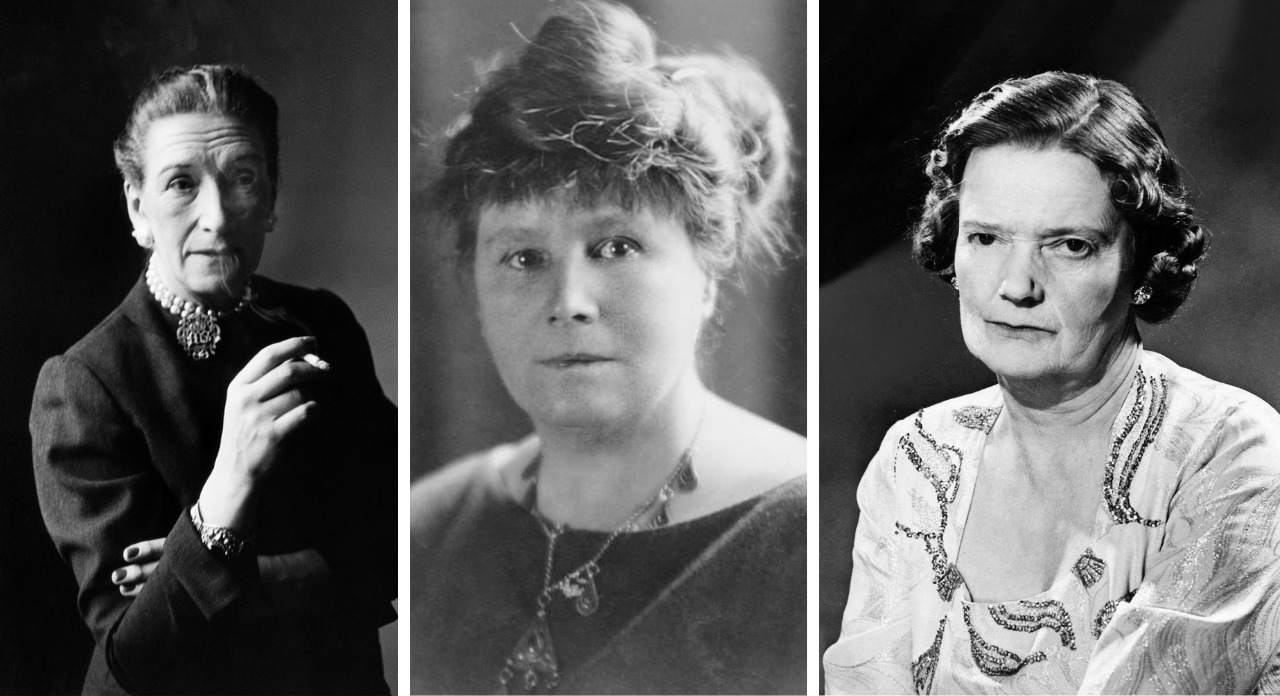 Elizabeth Bowen, May Sinclair e Cynthia Asquith