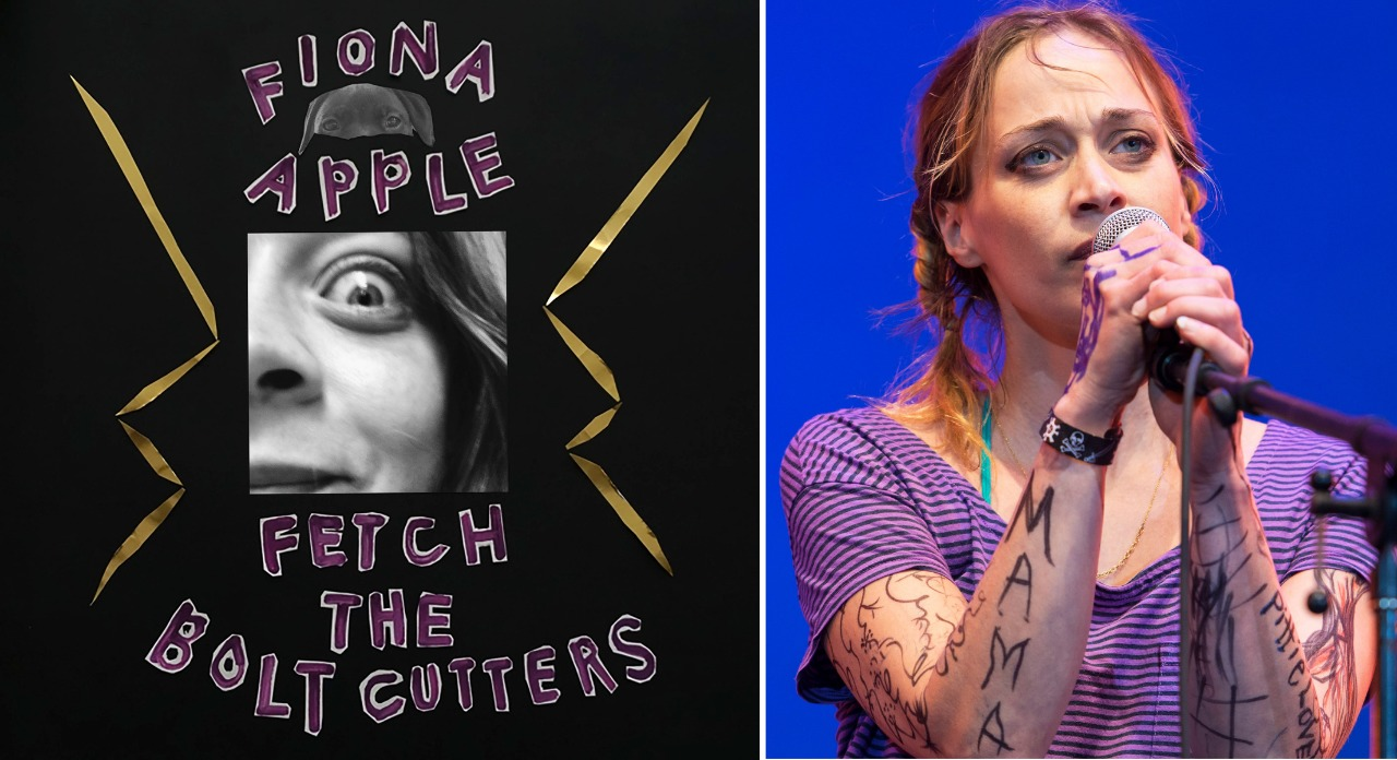 Fetch the Bolt Cutters - Fiona Apple (Melhores álbuns musicais de 2020)