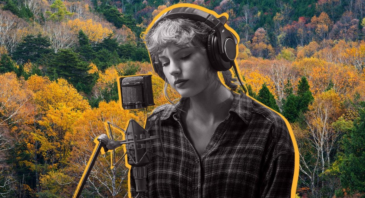 """Folklore: Sessões no Long Pond Studio"" e a nova fase de Taylor Swift"