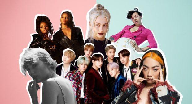 Melhores álbuns musicais de 2020