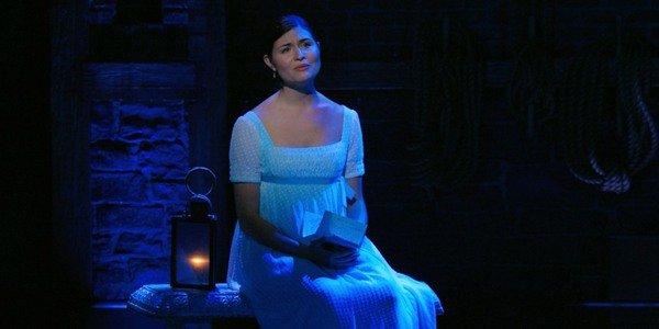 Phillipa So interpreta Eliza Schuyler no musical exibido na Disney+