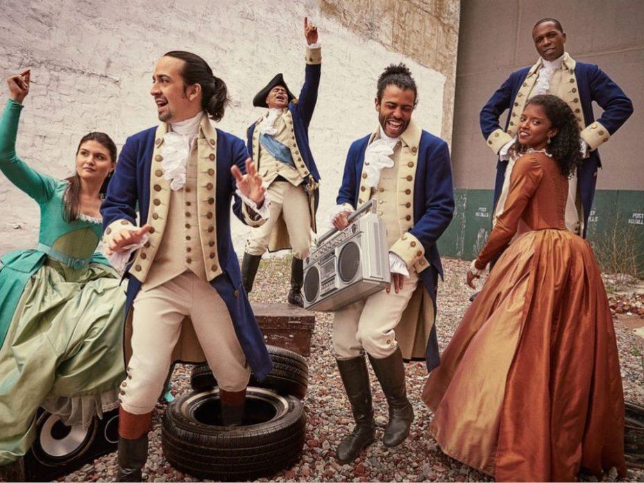 Diversidade de elenco de Hamilton abre novos caminhos na Broadway