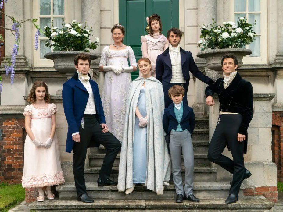 A família Bridgerton