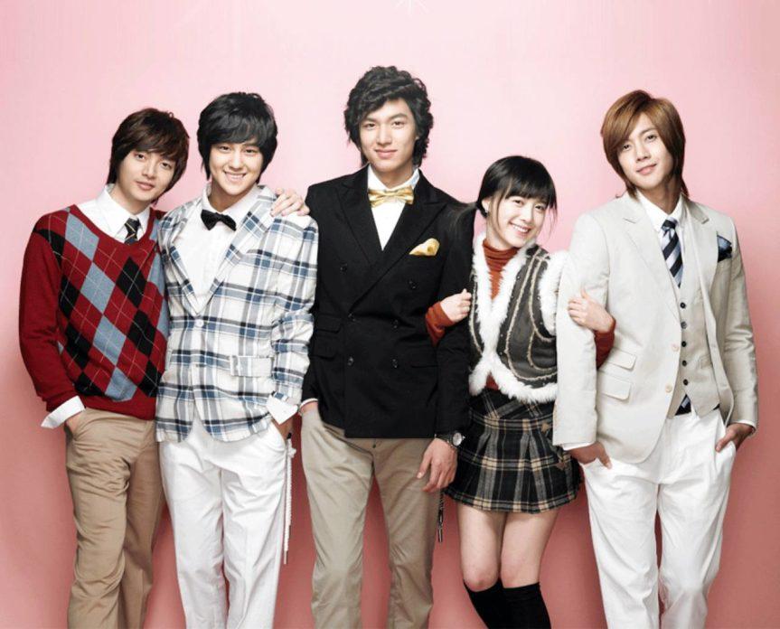 dorama Boys Over Flowers (2009)
