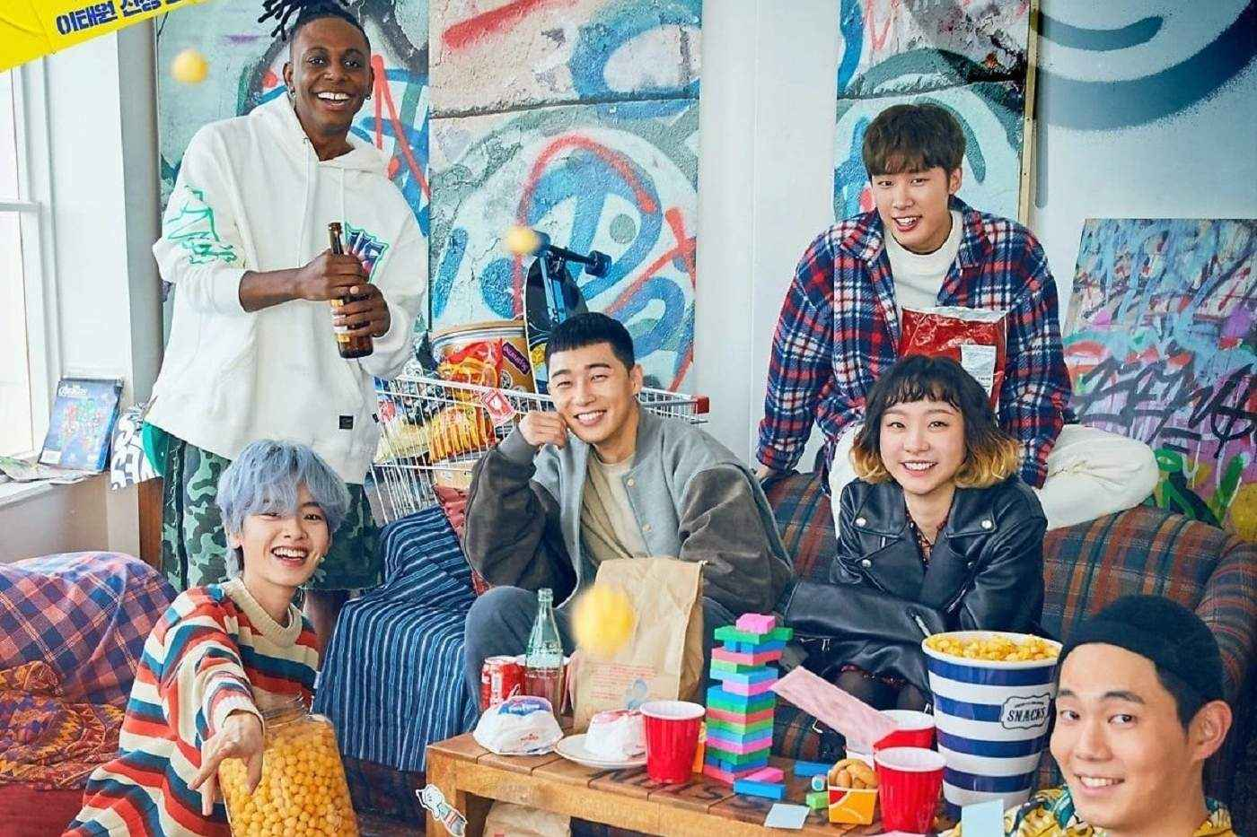 Itaewon Class - k-dramas
