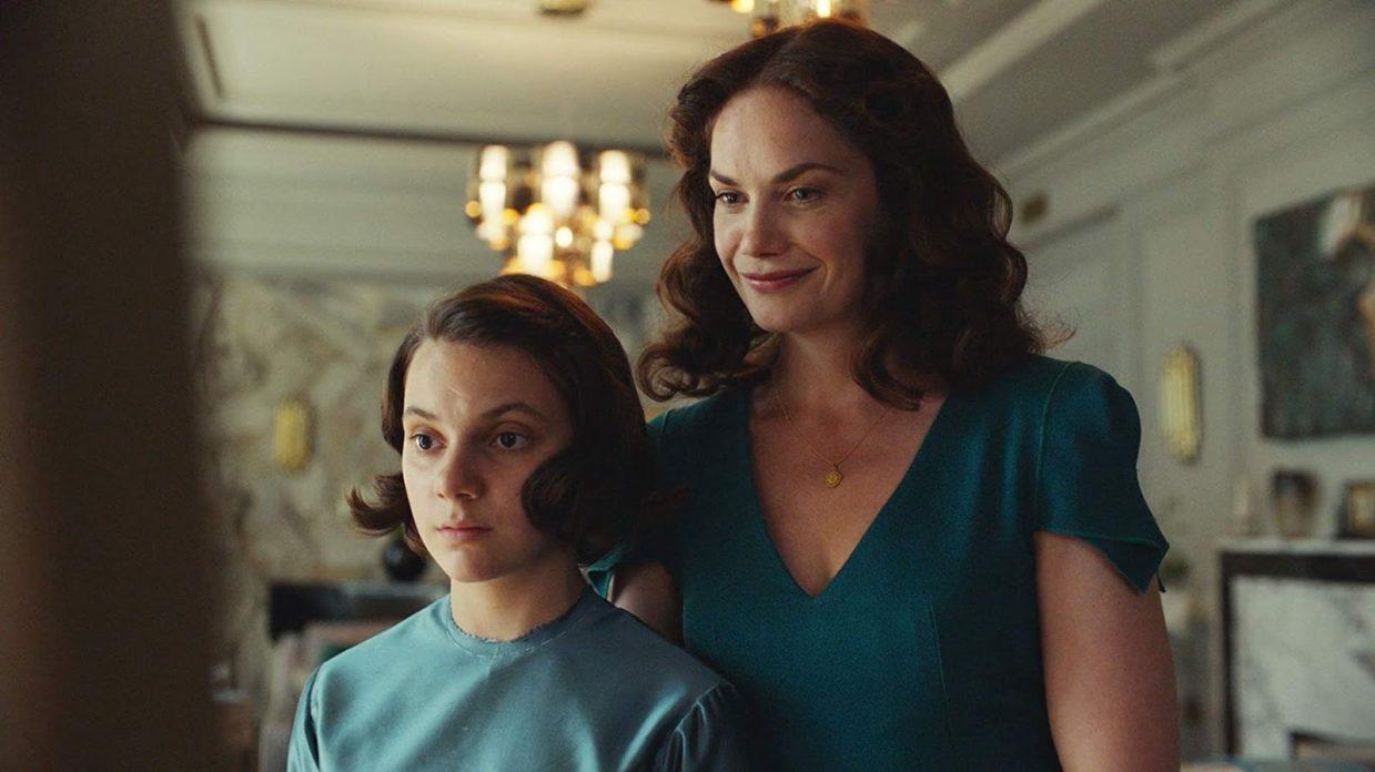 Lyra Silvertongue e Marisa Coulter na fantasia da HBO