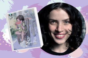 Mulheres nos Quadrinhos Lu Cafaggi