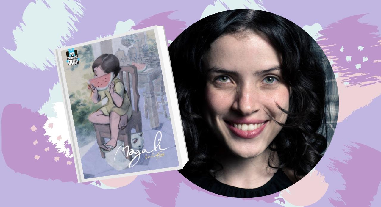 Mulheres nos Quadrinhos: Lu Cafaggi
