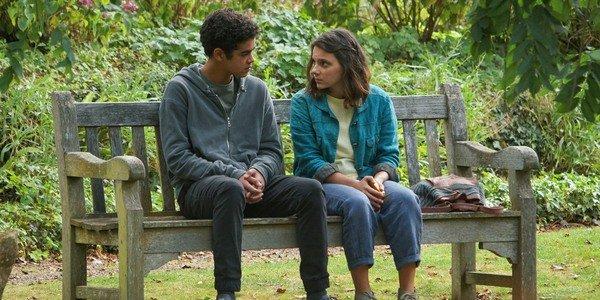 Will Parry e Lyra Silvertongue na série de fantasia da HBO