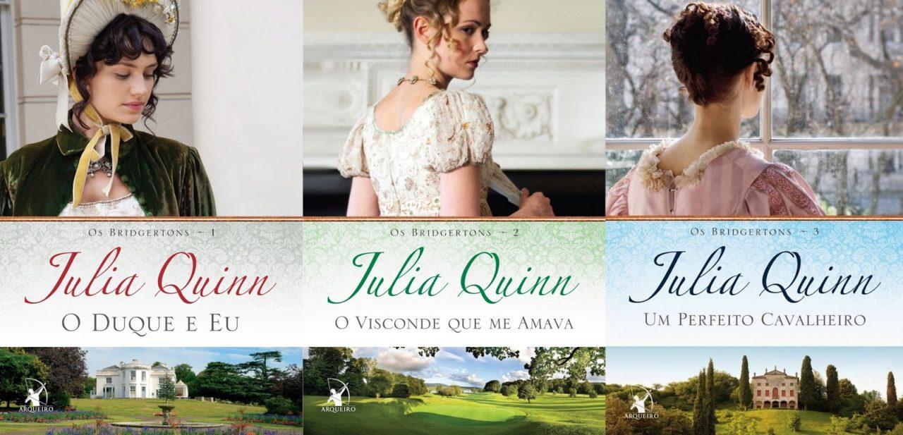 Livros de Julia Quinn