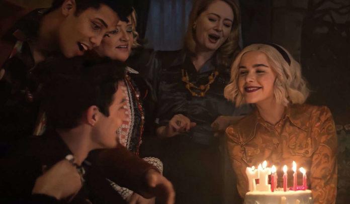 O 17º aniversário de Sabrina.
