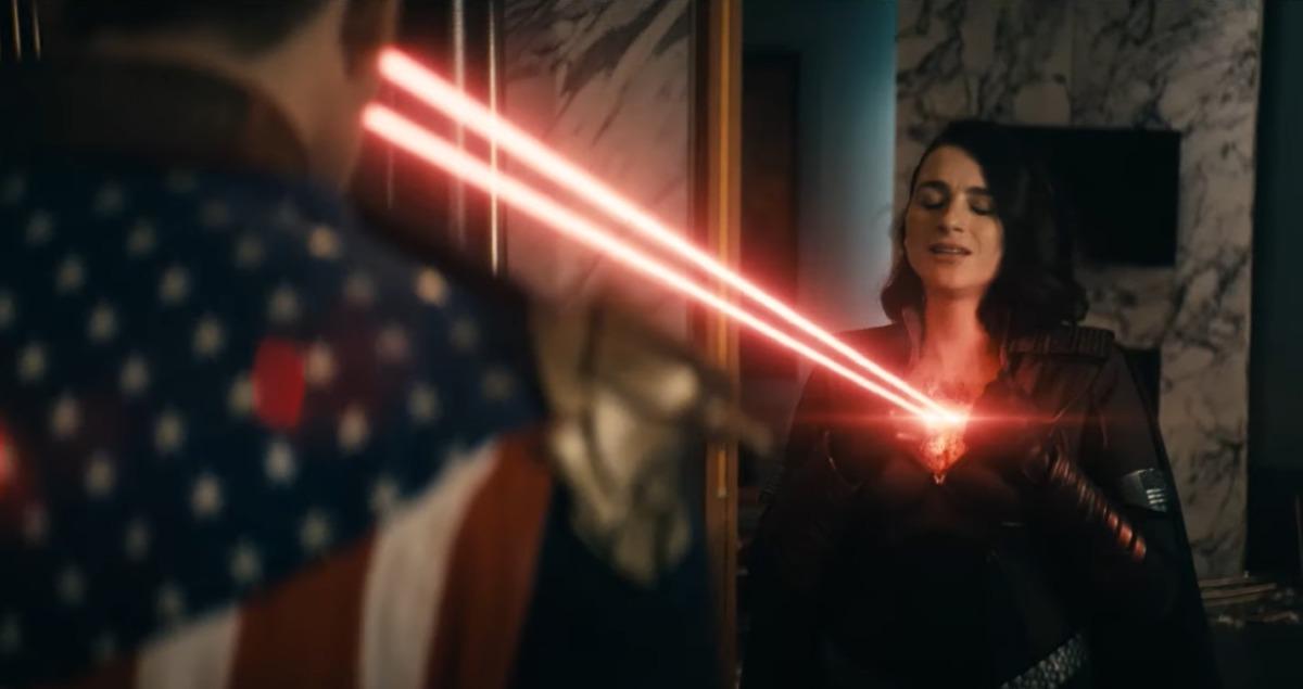 Homelander e Stormfront em uma das melhores cenas de sexo da TV