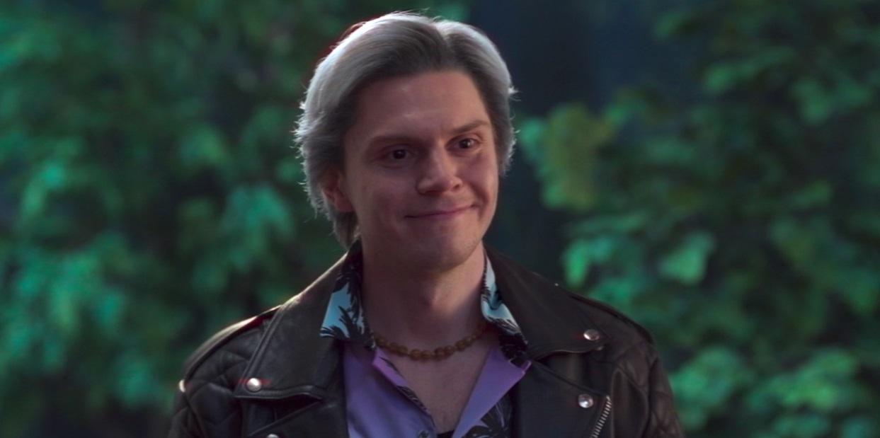 Pietro (Evan Peters) em WandaVision