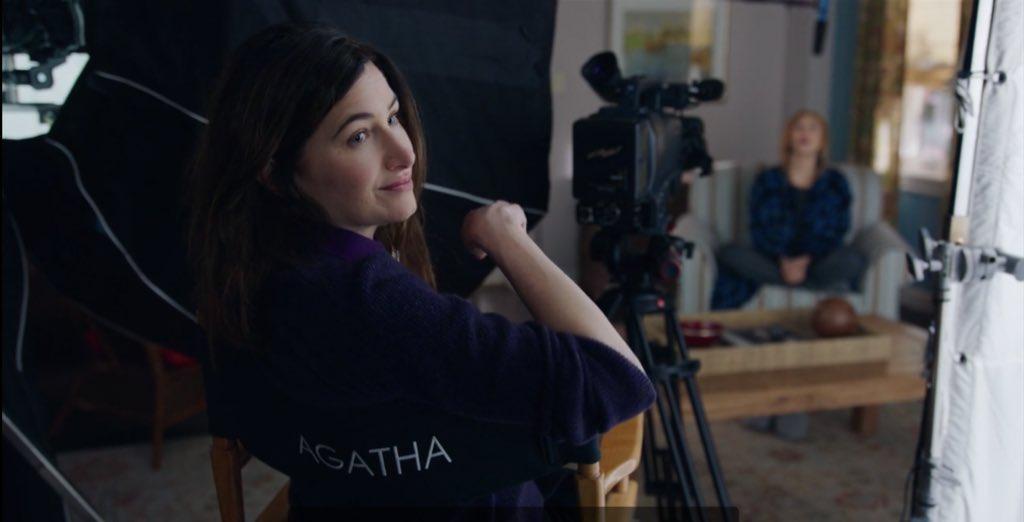 Agatha Harkness (Kathryn Hahn) em WandaVision