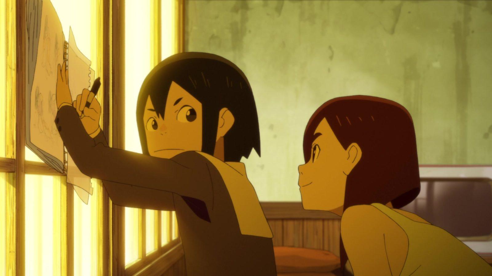 """Asakusa e Mizusaki no anime """"Keep Your Hans Off Eizouken!"""""""