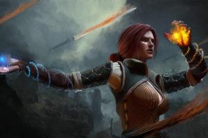 Quer saber como funciona a magia em The Witcher?