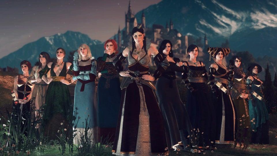 A Loja das Bruxas em The Witcher