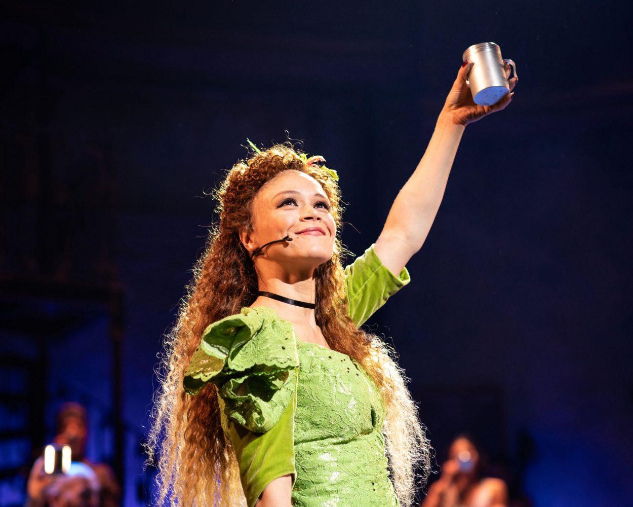 Perséfone na Broadway