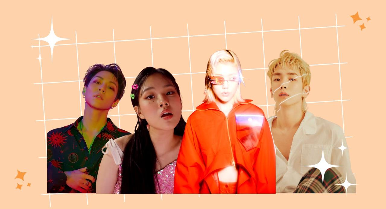 4 artistas solo de k-pop que você precisa conhecer