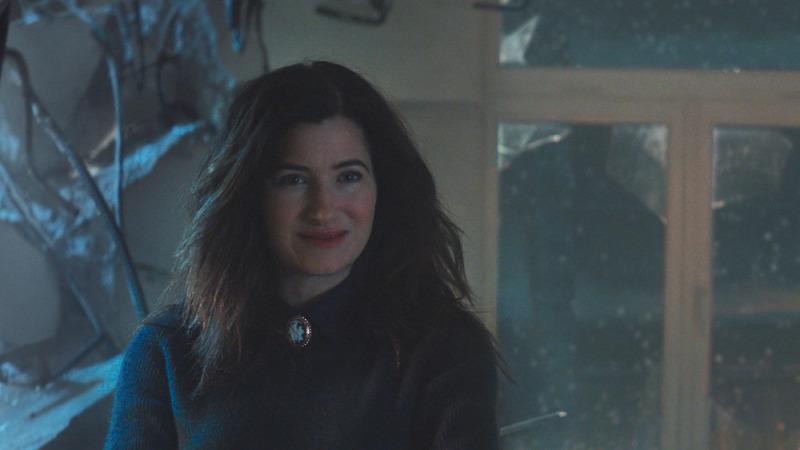 Agnes (Kathryn Hahn) em WandaVision