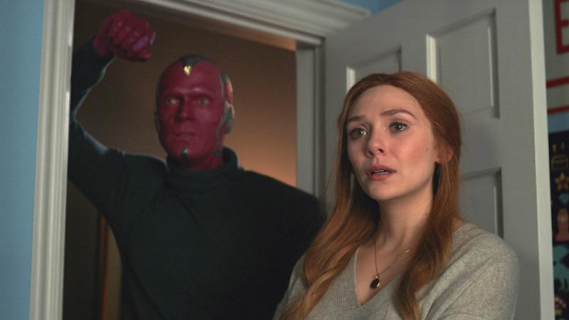 Visão e Wanda
