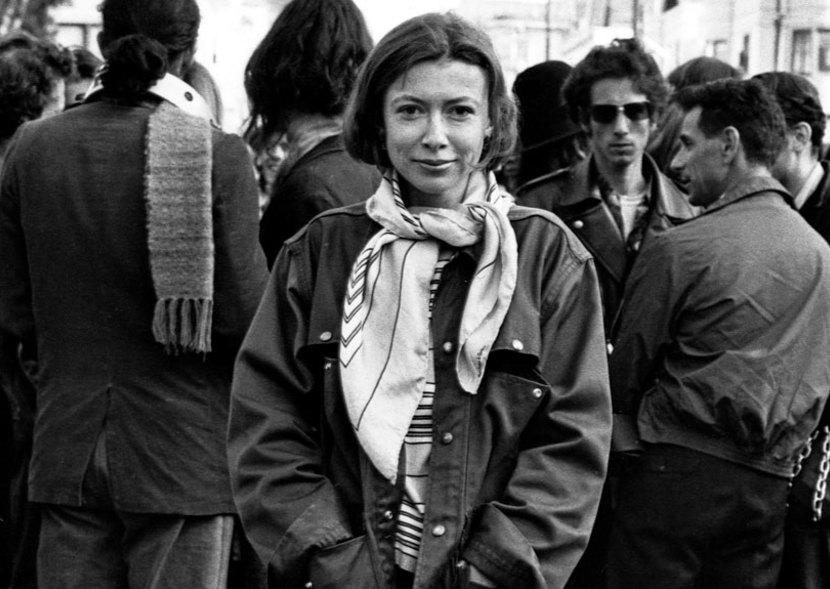 Joan Didion em 1967