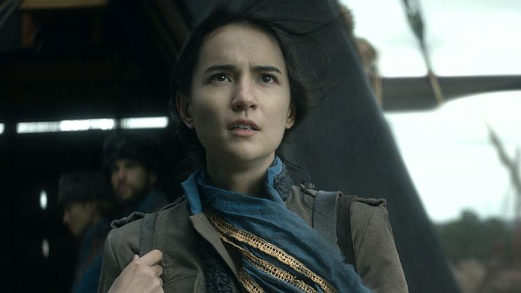Jessie Mei Li (Alina Starkov) de Sombra e Ossos