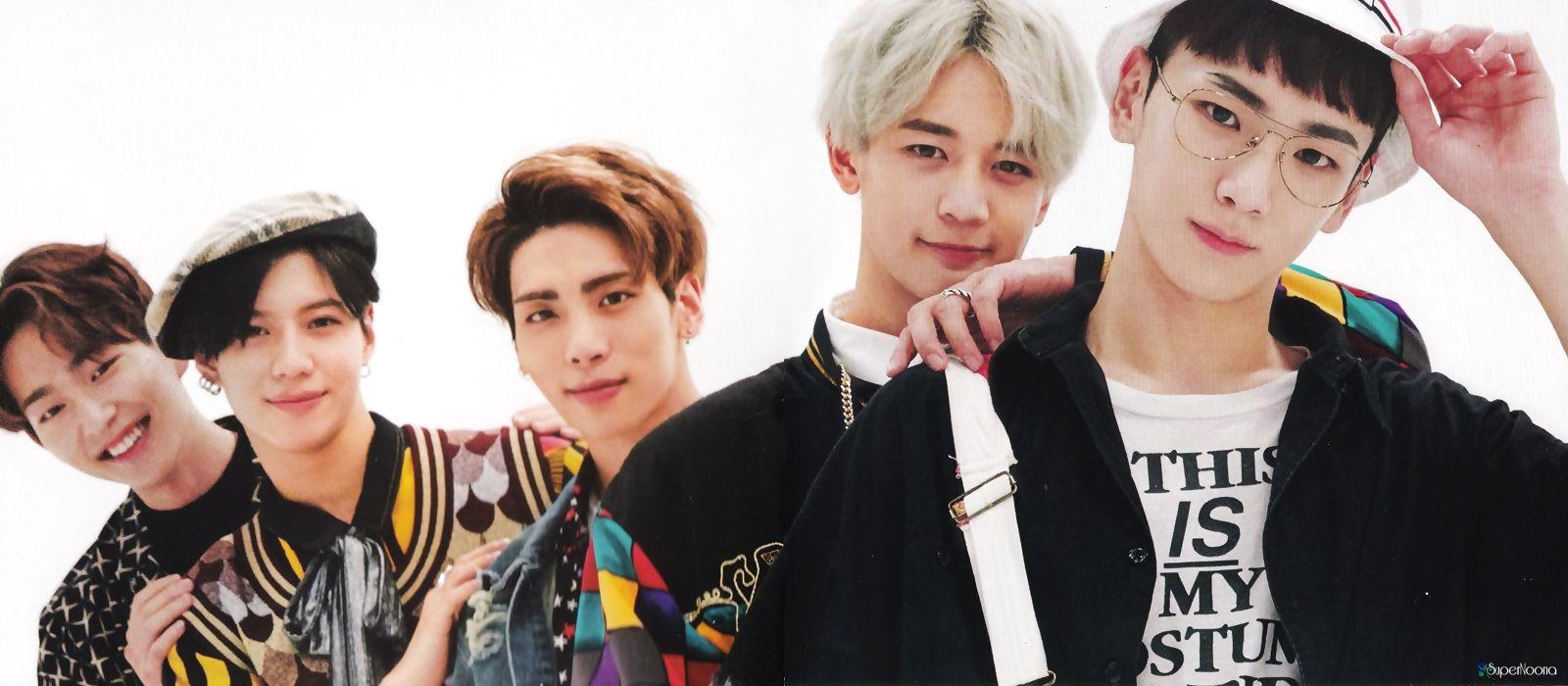 Grupo k-pop SHINee