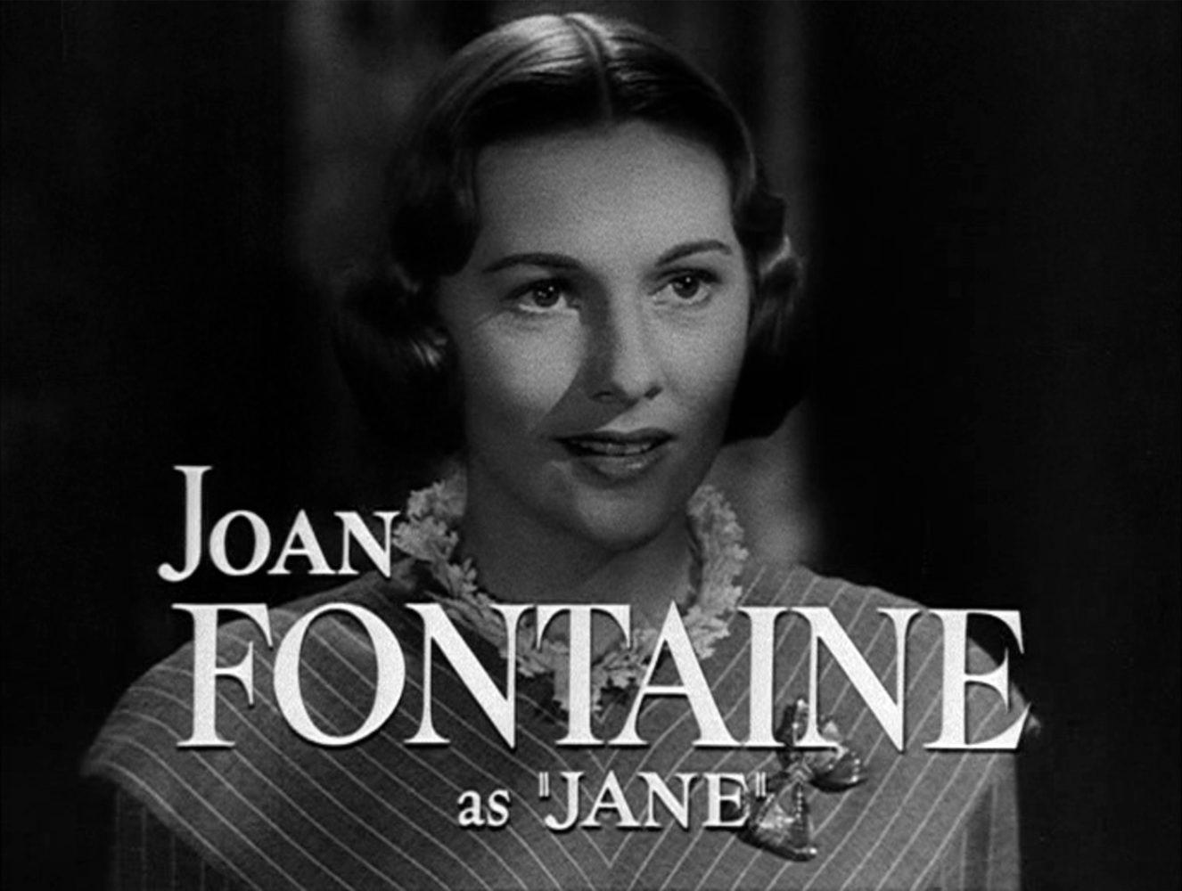 Adaptação de Jane Eyr (1943), dirigida por Robert Stevenson, com roteiro de Aldous Huxley, Stevenson e John Houseman.
