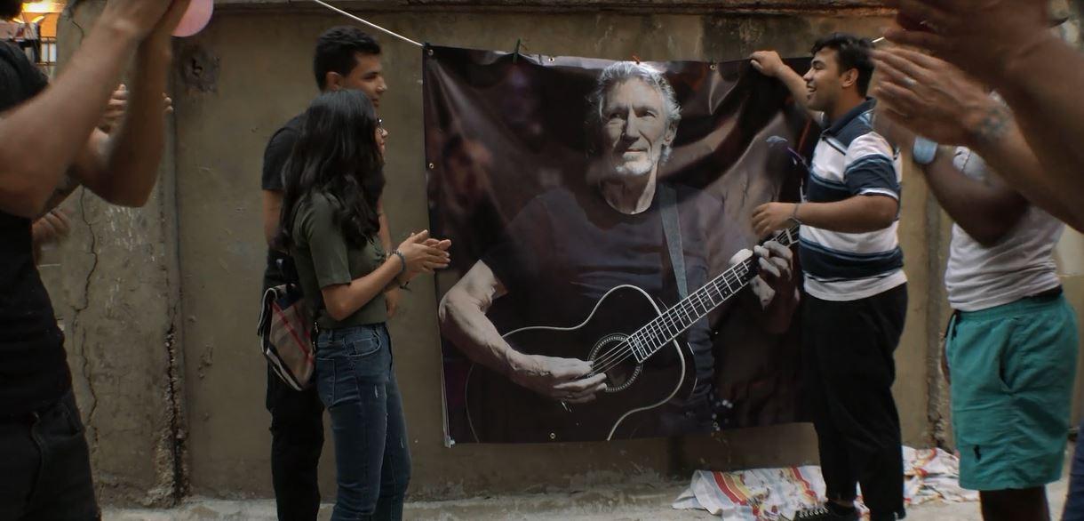 """Cena do filme """"The Wall"""", de Mira Sidawi   2ª Mostra de Cinema Árabe Feminino"""