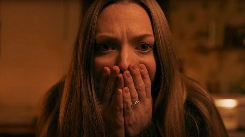"""Amanda Seyfried em """"Vozes e Vultos"""""""