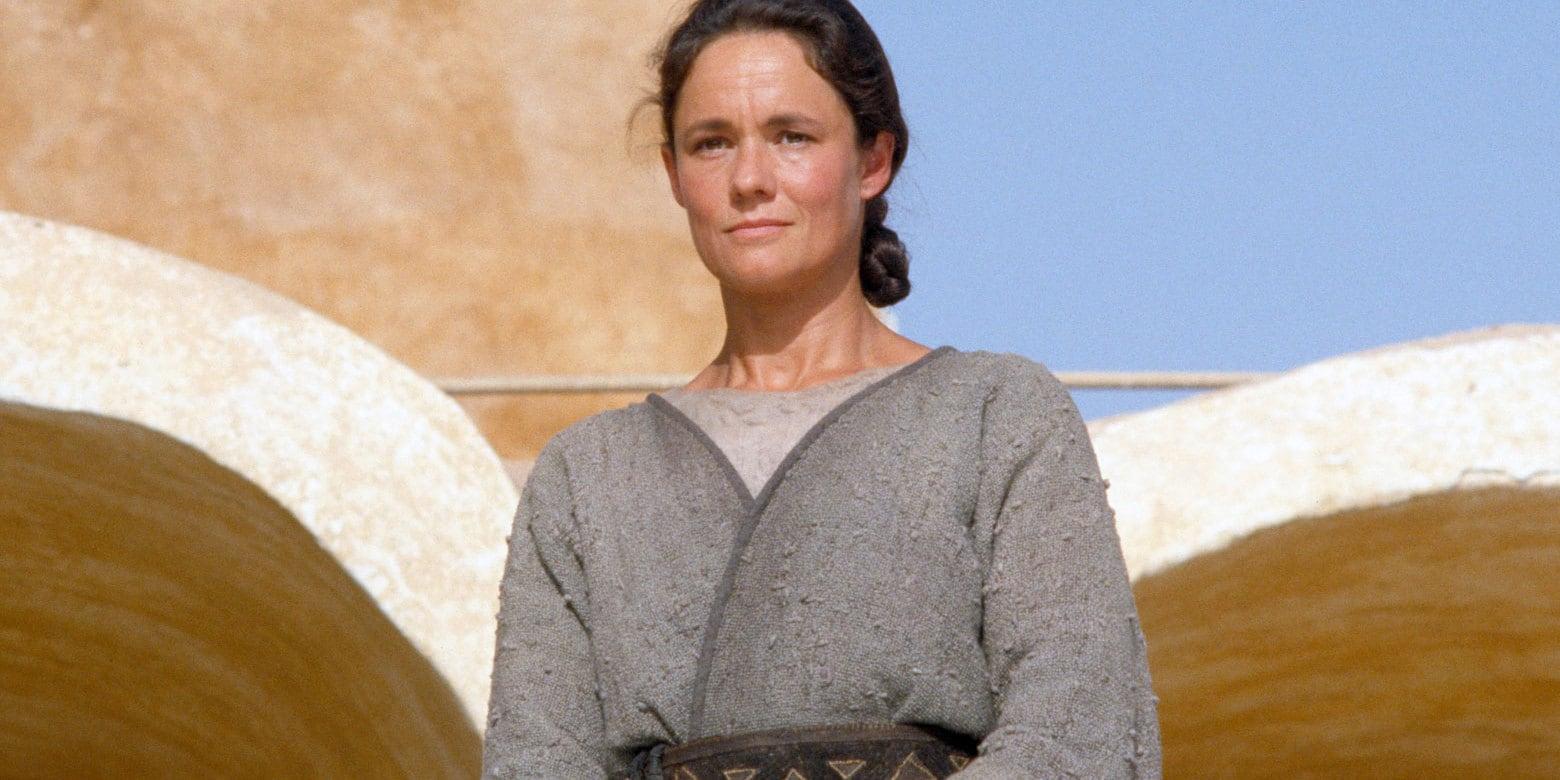 Shmi Skywalker em Star Wars