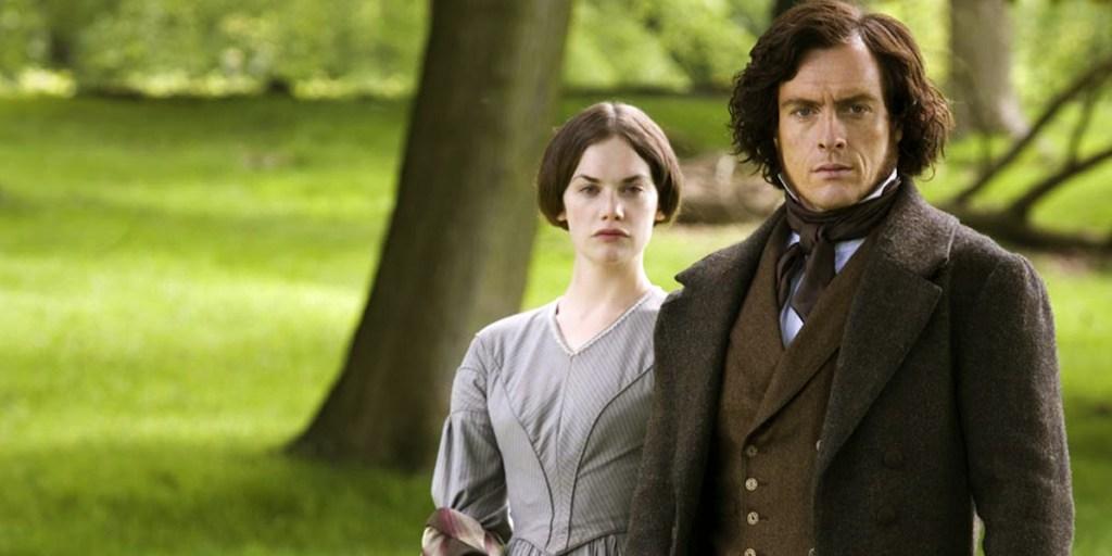 Minissérie Jane Eyre (2006), da BBC, dirigida por Susanna White, com roteiro de Sandy Welch